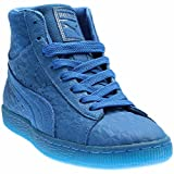 Puma Me Iced Mid Men Us 9 Blue Sneakers | amazon.com