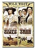 DVD Wild Wild West Collection: Buffalo Girls / True Women Book