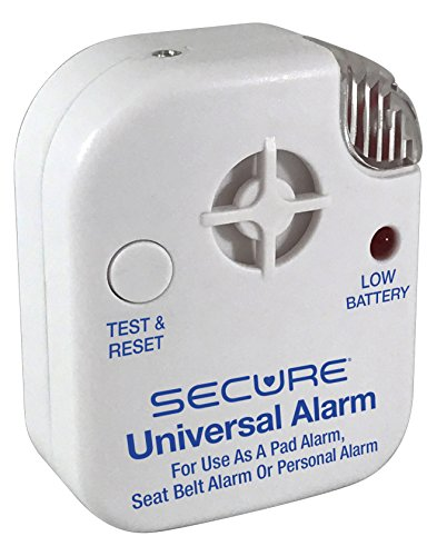 Secure 45CSET-1 Chair and Wheelchair Exit Alarm Set for Elderly Patient Fall and Wandering Prevention by Secure (Image #1)