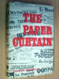 img - for The paper curtain book / textbook / text book