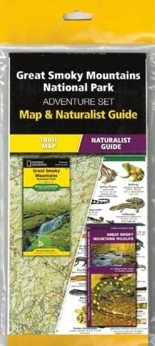 - Great Smoky Mountains National Park Adventure Set: Map & Naturalist Guide