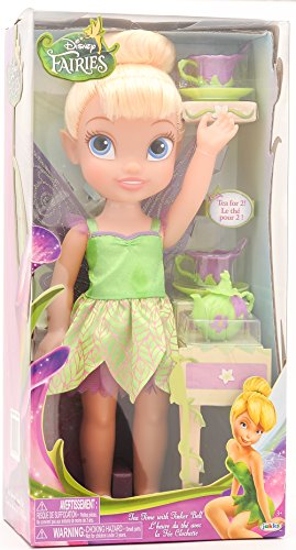 Disney Fairies Tea Time with Tinker Belle