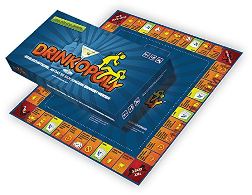 Drink Opoly-Party Game-On The One You Want Love (Un) Remember.