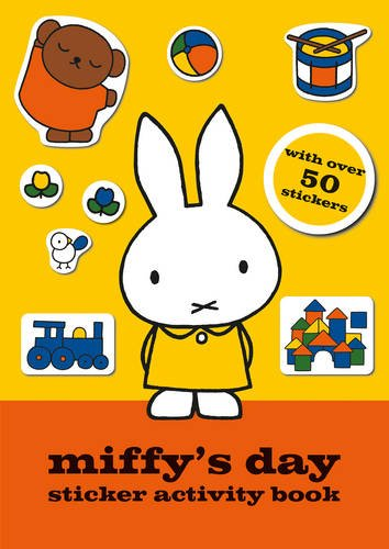 Download Miffy's Day Sticker Activity Book ebook