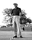 An 8 x 10 Photo Framed Golf Golfer Ben Hogan