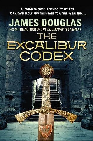 book cover of The Excalibur Codex