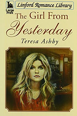 book cover of The Girl From Yesterday