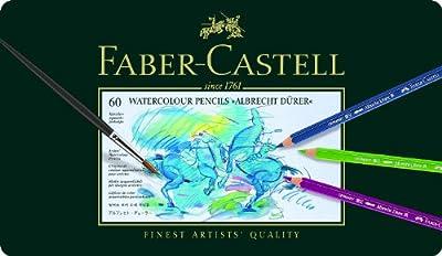 Albrecht Durer 60 Watercolor Pencil Set Tin