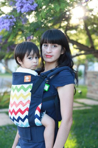 9c6bc6653f0 Amazon.com   Tula Ergonomic Baby Carrier