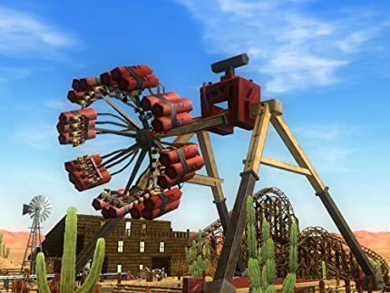 Amazon com: Rollercoaster Tycoon 3: Platinum [Download