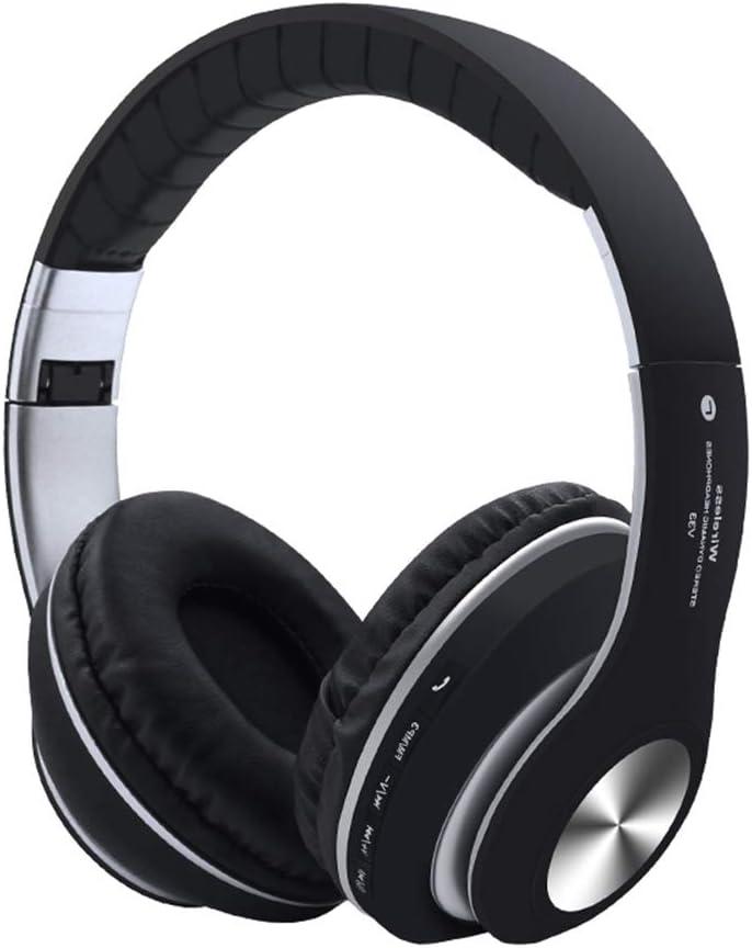 Auriculares plegables Bluetooth Lepeuxi (4 colores) por sólo 13,99€ con el #código: 8AGAY32S