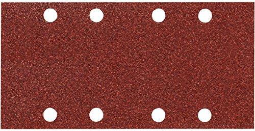 Makita P-35988 - Papel de lija de velcro, 93 x 185 mm, k150, 50 piezas,