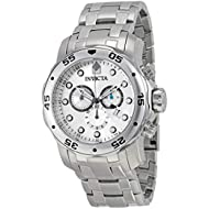 Men's 0071 Pro Diver Collection Chronograph Stainless Steel Watch