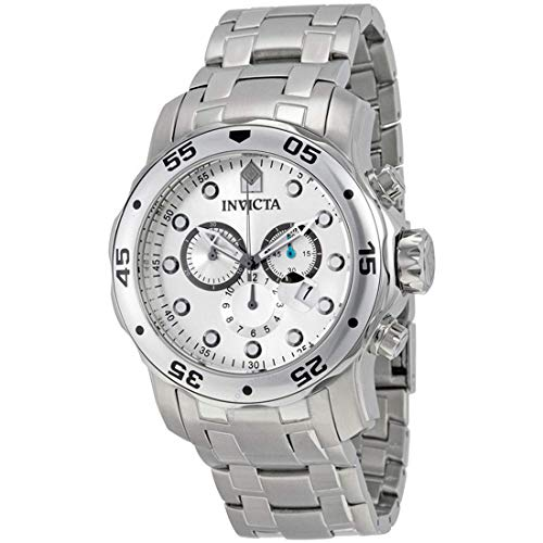 Invicta Men's 0071 Pro Diver Collection Chronograph Stainless Steel Watch ()
