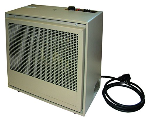 TPI H474TMC474 Series Dual Wattage Portable Heater - Corrosion Resistant, Temperature Control Thermostat, 240V. Home Heaters