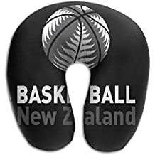 fan products of DMN U-Shaped Neck Pillow Basketball New Zealand Pillows Soft Convertible Portable Multifunctional For Travel Reading And Sleeping