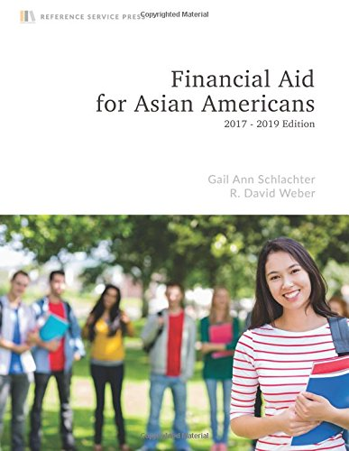 Financial Aid for Asian Americans 2017-19
