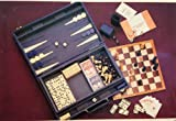 Deluxe 7-in-1 Travel Game Set