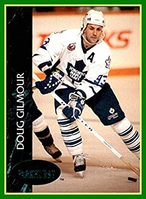 1992-93 Parkhurst Emerald Ice #183 Doug Gilmour toronto maple leafs