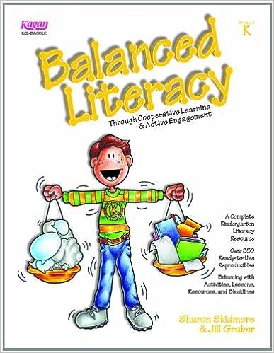 Amazon.com: Balanced Literacy Grade K: Through Cooperative ...
