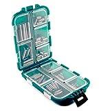 POCKET KIT 10-24 Stainless Steel Socket Set Grub Screw Assortment Set 101 pcs