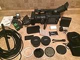 panasonic 3ccd camera - Panasonic Pro AG-HVX205A / HVX200A 3CCD P2/DVCPRO 1080i High Definition Camcorder with 13x Optical Zoom - International Version (No Warranty)