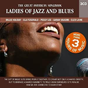 Ladies of Jazz and Blues (Más de 3 Horas de Música)