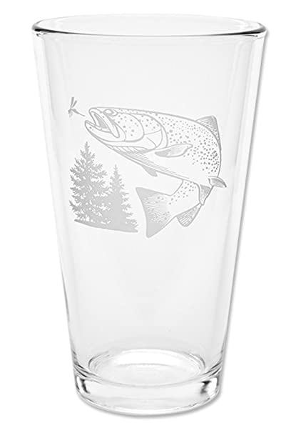 c45bcf15455 Image Unavailable. Image not available for. Color  Orvis Jumping Trout  Glasses ...