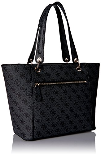 513325ca0 Guess Kamryn Tote Bag for Women - Dark Grey (SC669123): Amazon.ae