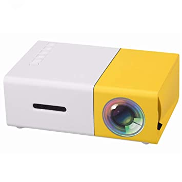 Smile Proyector, proyector de vídeo, Mini proyector portátil ...