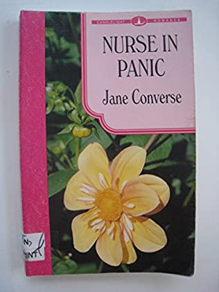 book cover of Nurse in Panic