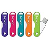 Lexar JumpDrive TwistTurn USB 2.0 64GB, Assorted Colors Please Note: This is for 1 JumpDrive (No Color Choice)