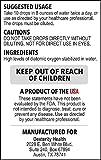 Dexterity Health Liquid Oxygen Drops, 3-Pack of 4