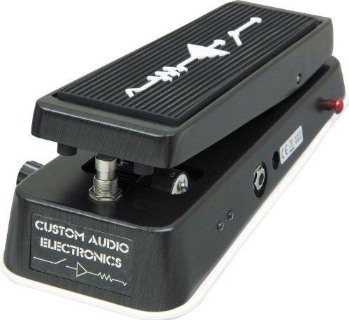 MXR MC404 CAE Dual Inductor Wah Guitar Effects Pedal Level 2 Black 190839110633