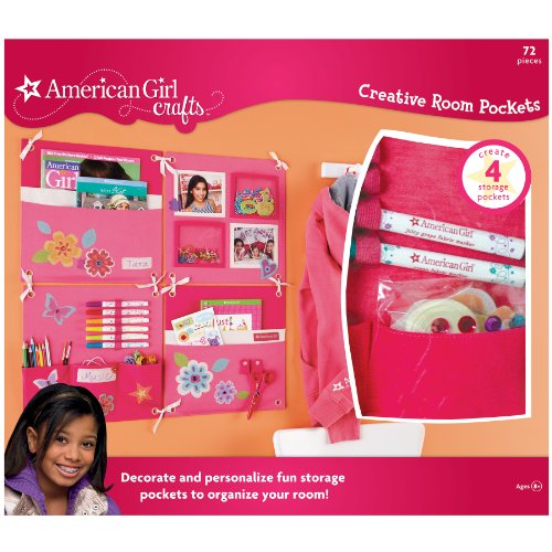 American Girl Crafts Creative Room Pockets Kit