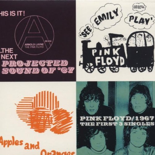 1967: The First 3 Singles By Pink Floyd (2001-04-09) (Pink Floyd 1967 The First 3 Singles)