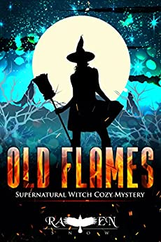 Old Flames Lainswich Witches Book ebook product image