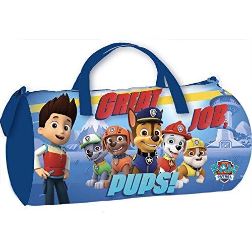 Coriex Kinder Pups Sporttasche, Mehrfarbig, M