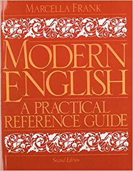 Amazon. Com: modern english: a practical reference guide, second.