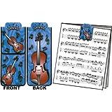 Magnet Bookmark Violin
