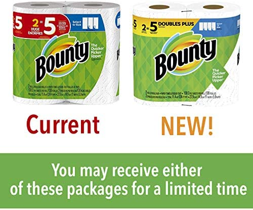 health, household, household supplies, paper, plastic,  paper towels 3 picture Bounty, 8 Rolls deals