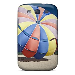 New Style Case Cover RRmfcVH5382BIqth Beach Mushroom Compatible With Galaxy S3 Protection Case