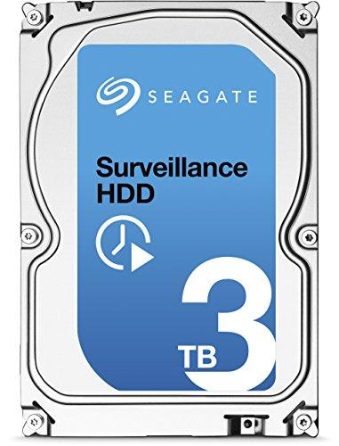 SEAGATE Seagate St3000vx002 3Tb 5900Rpm 64Mb Cache Sata 3.5 In Surveillance Drive / Sv35 Series - Seagate Sv35 Sata