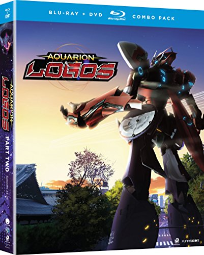 Aquarion Logos: Season 3, Part 2 (Blu-ray/DVD Combo)