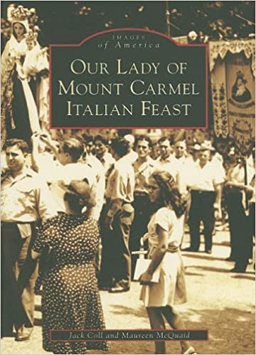 Amazon com: Our Lady of Mount Carmel Italian Feast (Images of