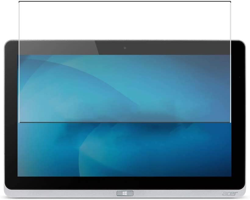 Puccy Tempered Glass Screen Protector Film, compatible with Acer Iconia Tab W700 11.6