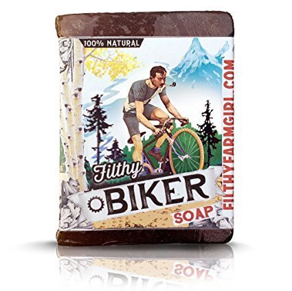 Price comparison product image Filthy Mountain Bike Soap