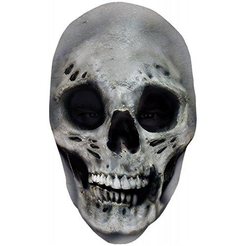 Disguise Costumes Skull Nylon Tweens Full (Skull Nylon Full Mask)
