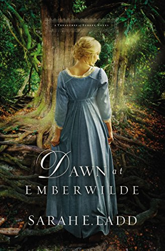 Dawn at Emberwilde (A Treasures of Surrey Novel) cover