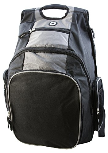 Deluxe Side Entry Computer Backpack